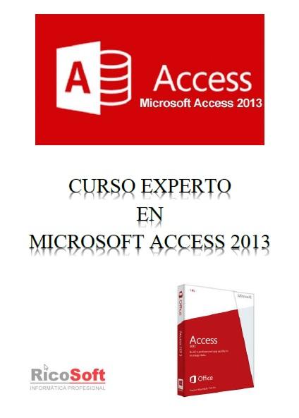 Curso Experto en Access 2013