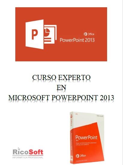 Curso Experto en PowerPoint 2013