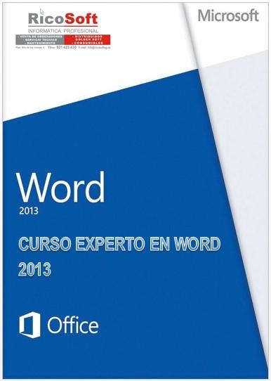Curso Experto en Word 2013