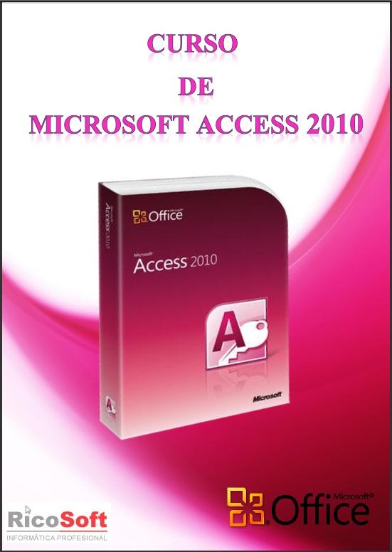 Curso Experto en Access 2010