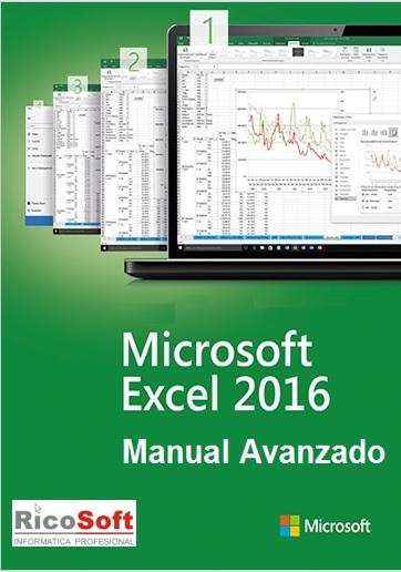 Manual avanzado de Excel 2016